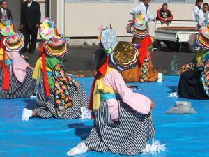 新浪神社例大祭20121103c鶏舞13