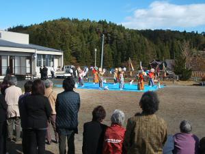 新浪神社例大祭20121103c鶏舞24