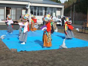 新浪神社例大祭20121103c鶏舞22