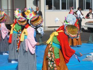 新浪神社例大祭20121103c鶏舞21