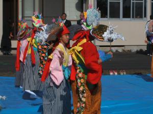 新浪神社例大祭20121103c鶏舞20