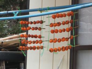 干し柿と寒波02