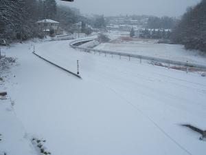この辺では大雪です05