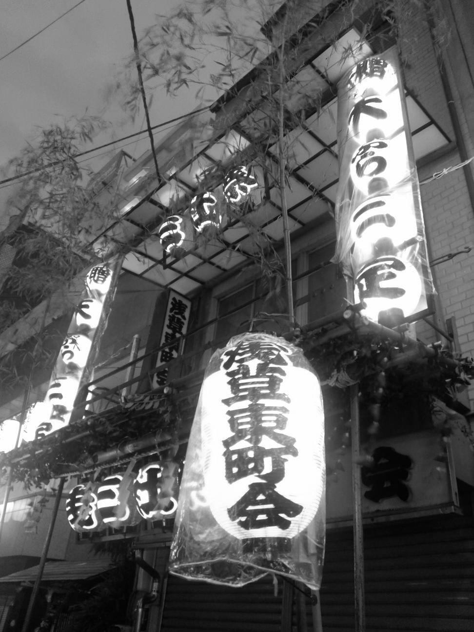 三社祭 祭りの前006