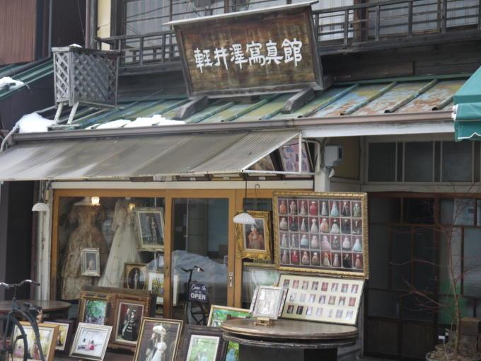 軽井沢銀座 冬05