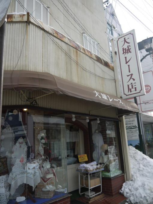 軽井沢銀座 冬06