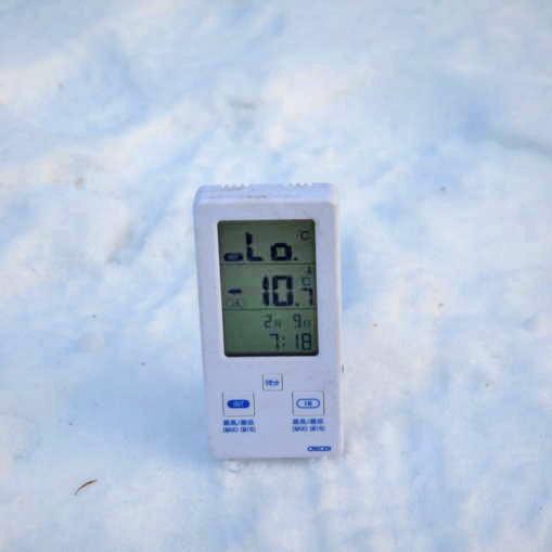 あさまの森-20130209気温02