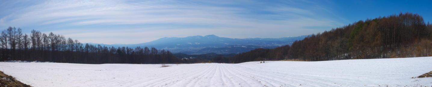 あさまの森-八ヶ岳方面01