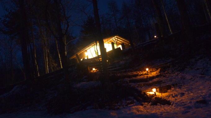あさまの森-20130208夜06