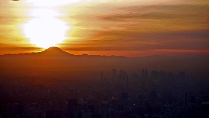 天望回廊 富士山002