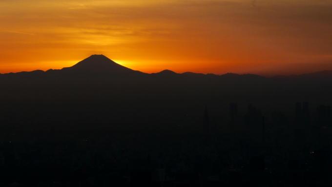 天望回廊 富士山007