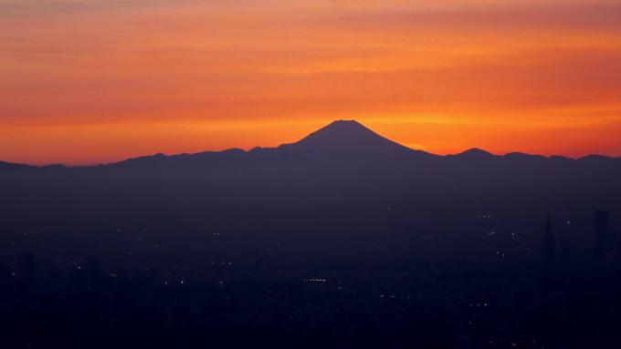 天望回廊 富士山010