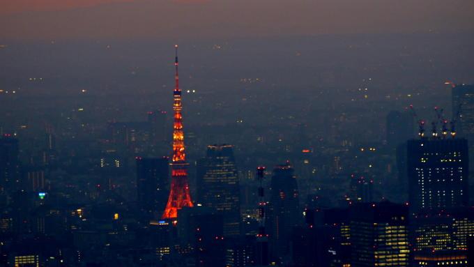 天望回廊 富士山012