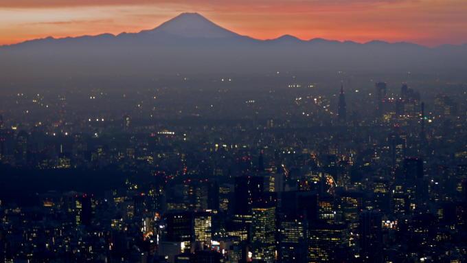 天望回廊 富士山011
