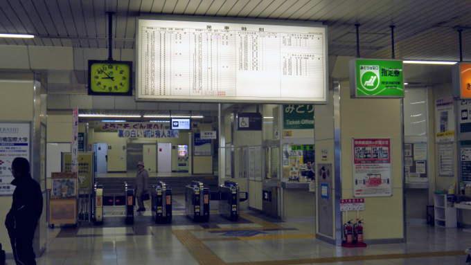 桐生駅02
