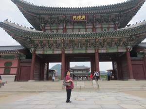 韓国王宮殿1