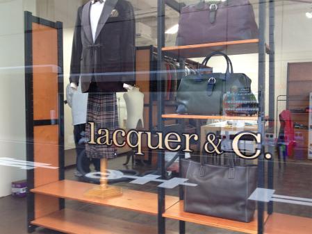 lacquer&C.カッティングシートデザイン