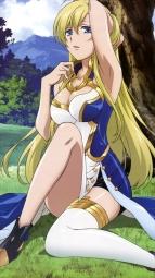 i276960 cleavage jeanne_kaguya_darc nobunaga_the_fool ooshima_miwa thighhighs
