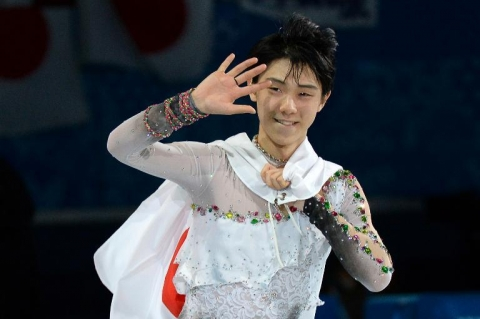 hanyu gold medal