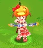 かぼちゃ弓
