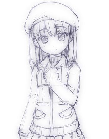 冬服さん01a