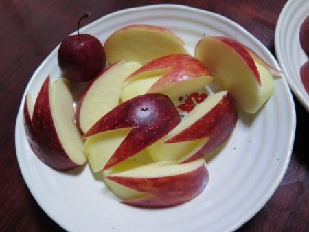 りんごうさぎちゃん