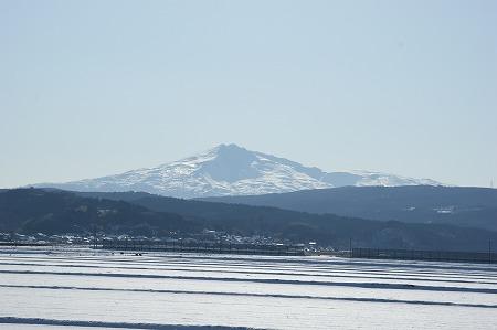 鳥海山2610