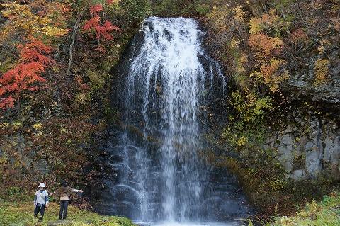 湯の又の滝DSC04721