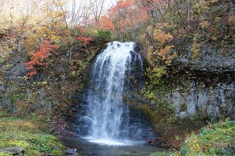 湯の又の滝DSC04723