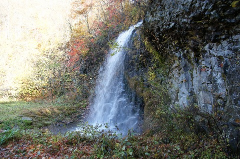 湯の又の滝DSC04725