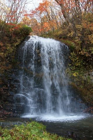 湯の又の滝DSC04728