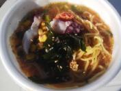 麺恋会 石狩鮭醤油ラーメン