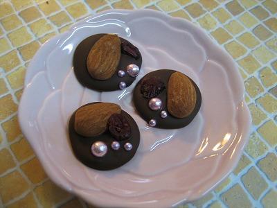 ナチュラルチョコレート(スイート)