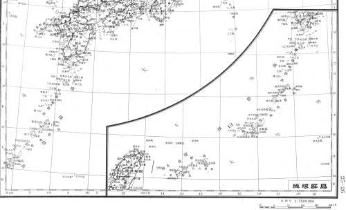 尖閣諸島500
