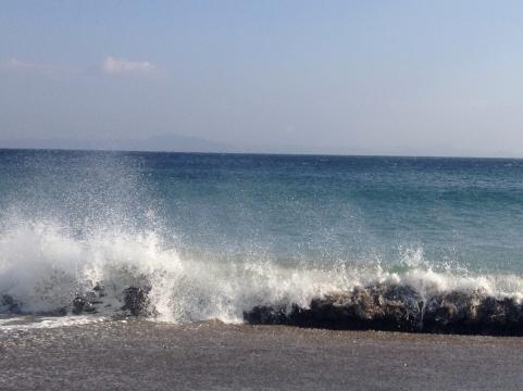 三浦海岸の正月4
