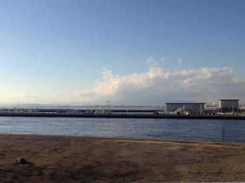 江ノ島2014初詣2
