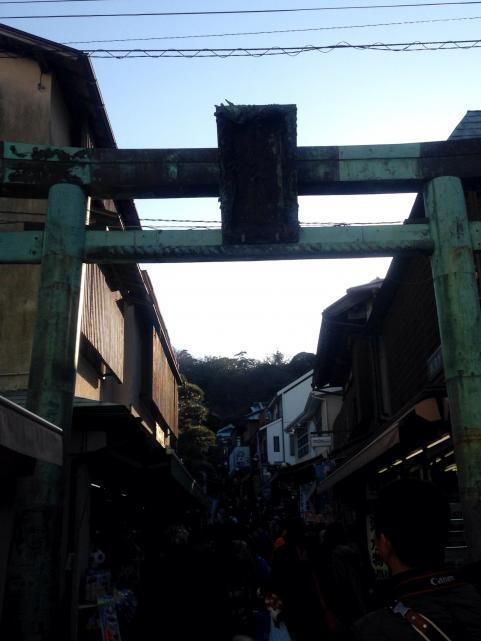 江ノ島2014初詣5
