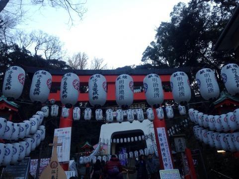 江ノ島2014初詣8