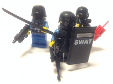 レゴのフィグで遊ぼう!