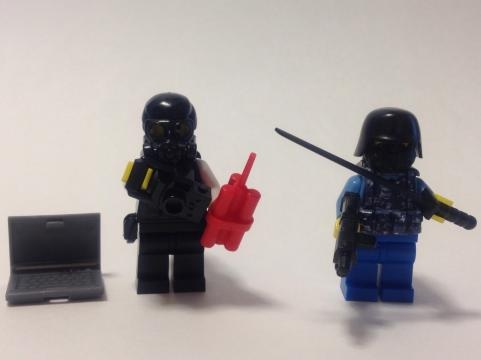 レゴ武装集団1