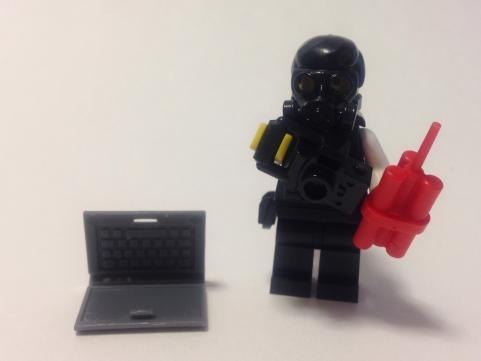 レゴ武装集団3