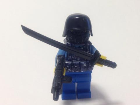 レゴ武装集団4