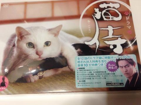 猫侍DVD・BOX