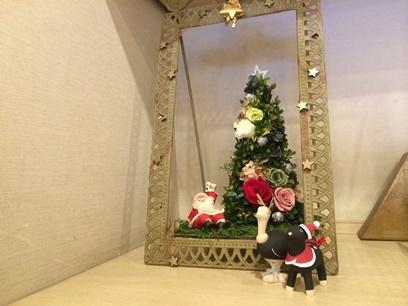 来月はクリスマス