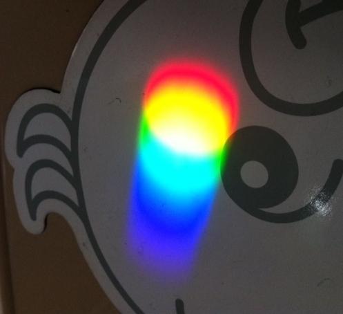 チューピーの虹 2