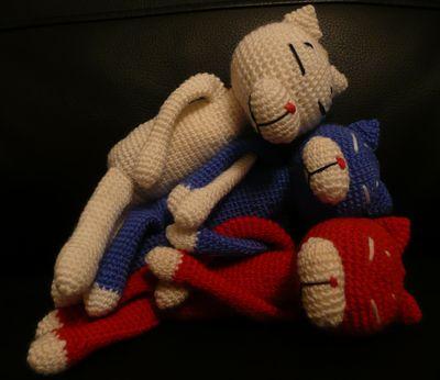 ロシアンな編み猫02