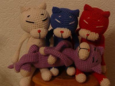 ロシアンな編み猫03