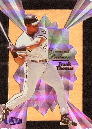 1998 Ultra Diamond Producers Frank Thomas