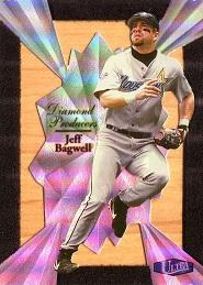 1998 Ultra Diamond Producers Jeff Bagwell