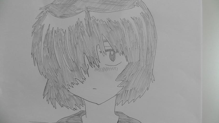 謎の彼女01